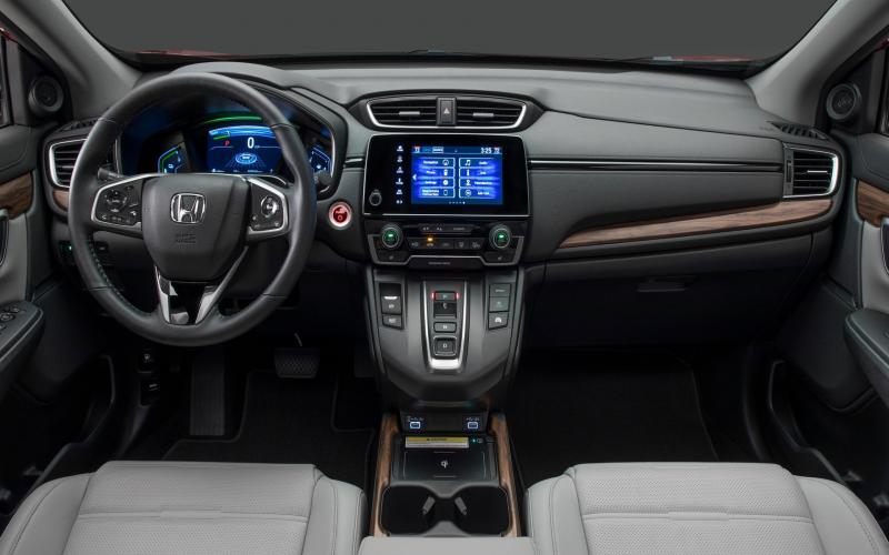 2020 Honda Cr-V Hybrid Gets 40 Mpg City, Price Tag To Rival