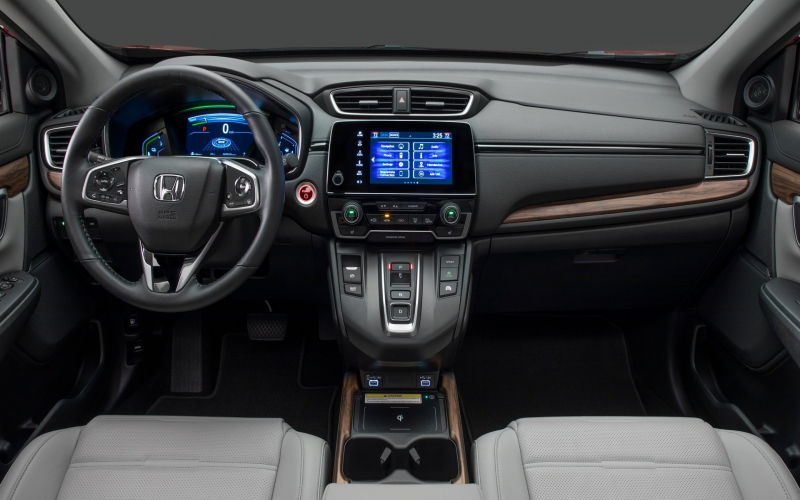 2020 Honda Cr-V Hybrid Gets 40 Mpg City, Price Tag To Rival