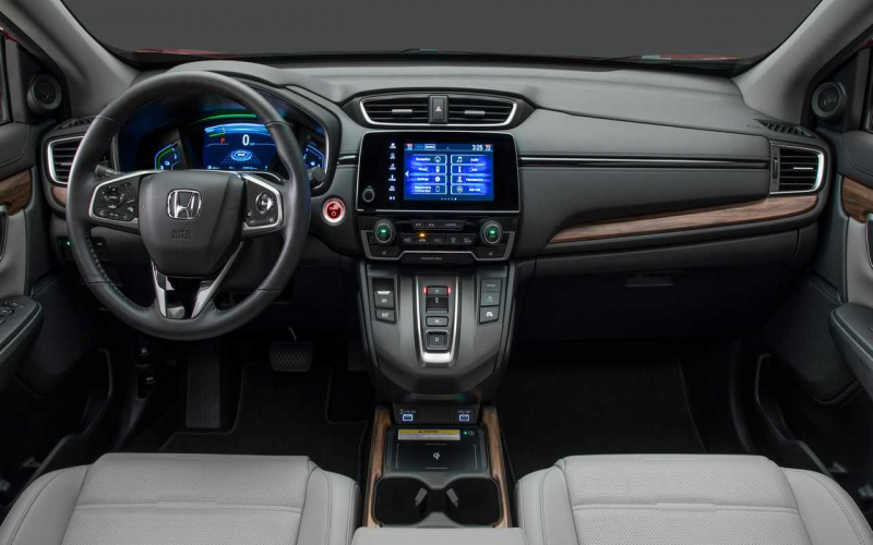 2020 Honda Cr-V Hybrid Price Starts At $27,750