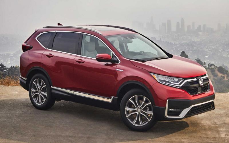 2020 Honda Cr-V Hybrid Price Starts At $27,750