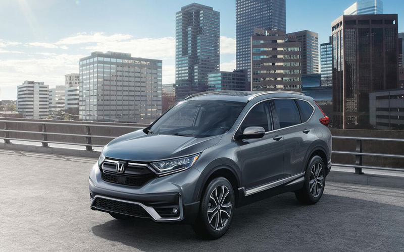 2020 Honda Cr-V Packs More Power, Better Fuel Economy And A