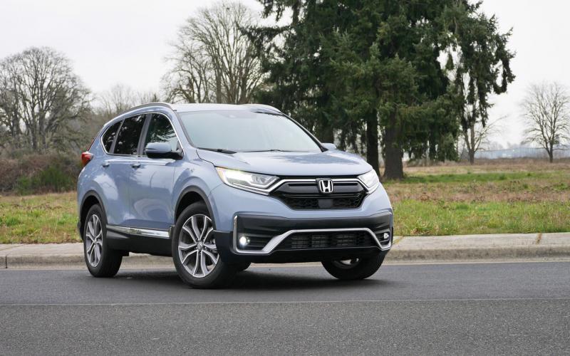 2020 Honda Cr-V Reviews | Price, Specs, Features And Photos