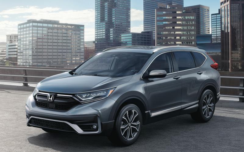 2020 Honda Cr-V Trim Walk