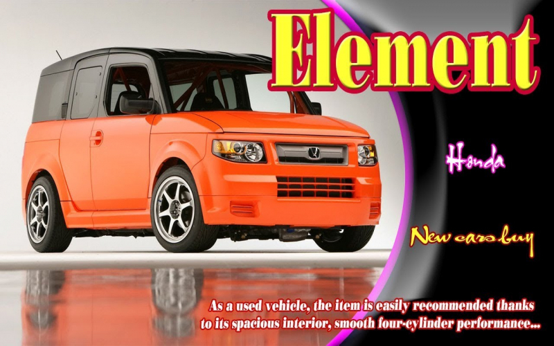 2020 Honda Element | 2020 Honda Element Sc | 2020 Honda Element Canada |  New Cars Buy