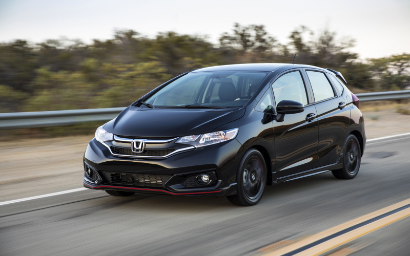 2020 Honda Fit Review, Pricing, And Specs