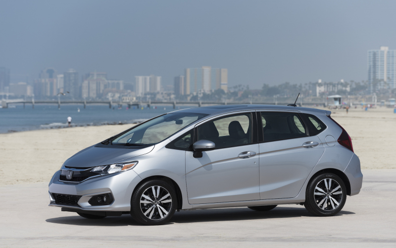 2020 Honda Fit Review, Ratings, Specs, Prices, And Photos