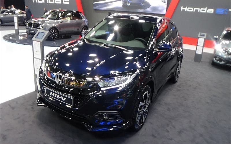 2020 Honda Hr-V 1.5 I-Vtec Executive - Exterior And Interior - Auto Show  Brussels 2020
