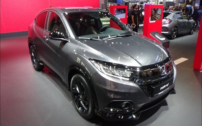 2020 Honda Hr-V 1.5 Vtec Turbo Sport - Exterior And Interior - Iaa  Frankfurt 2019