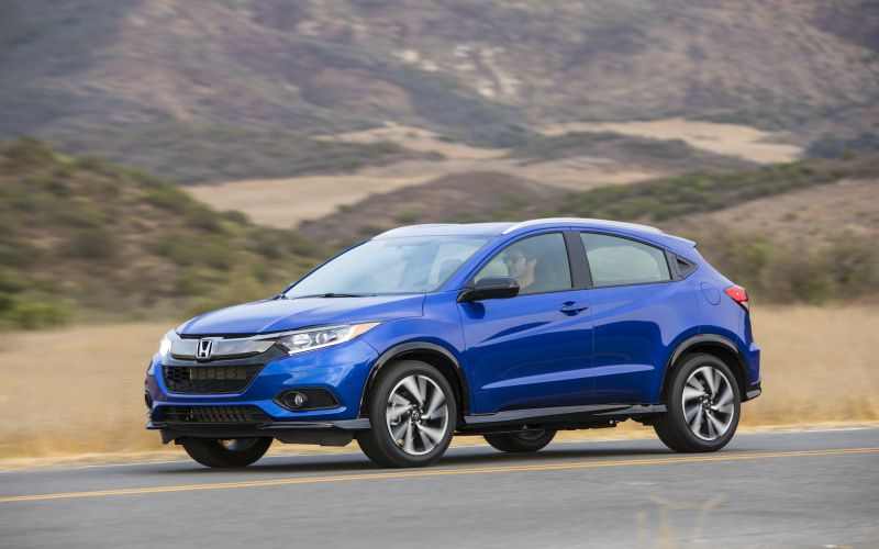 2020 Honda Hr-V Review, Ratings, Specs, Prices, And Photos