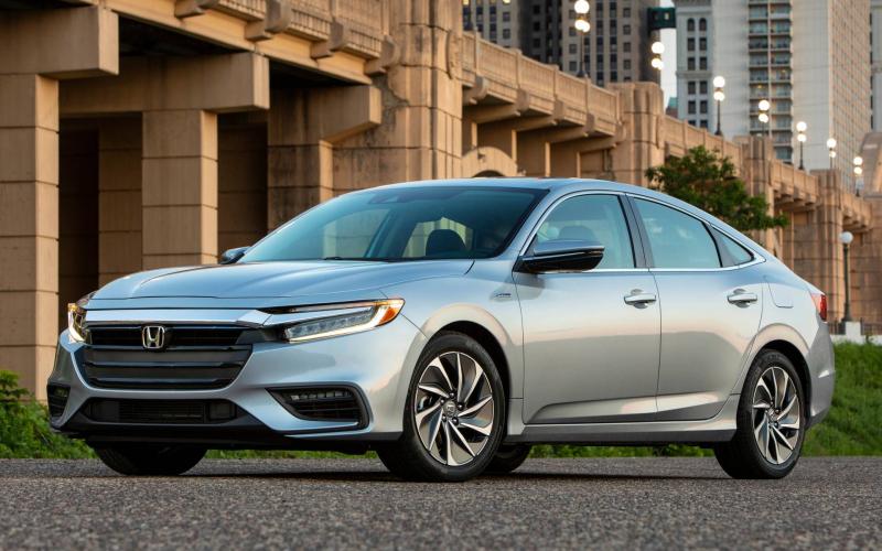 2020 Honda Insight Photos - 1/1 - The Car Guide