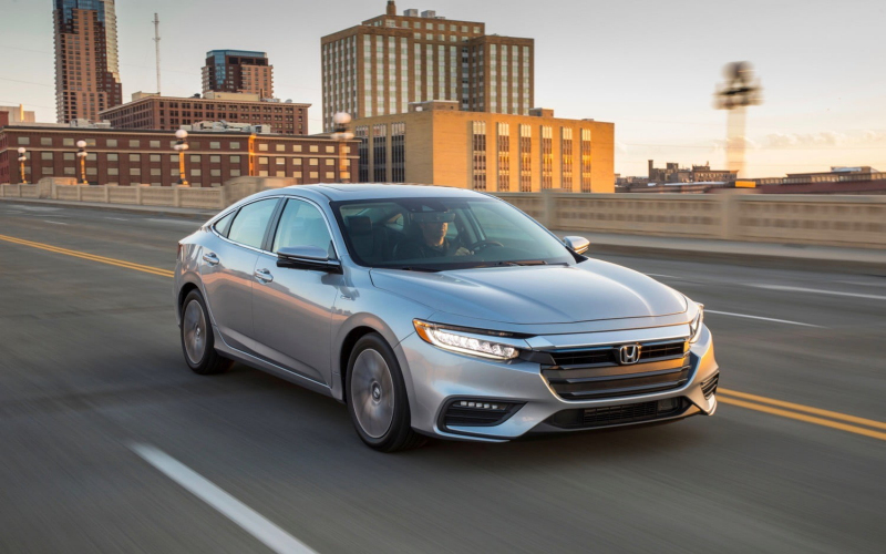 2020 Honda Insight Remains A Hybrid That Flies Under The Radar