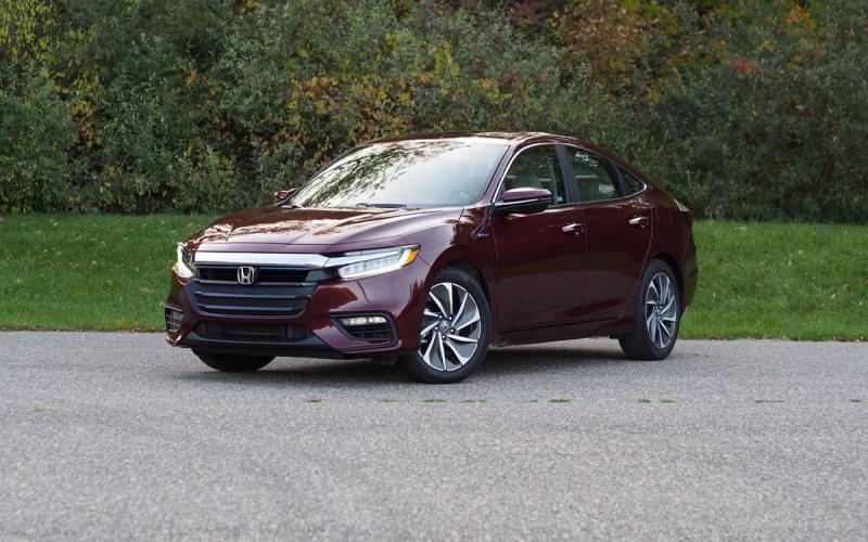 2020 Honda Insight Review: Effortless Efficiency - Roadshow