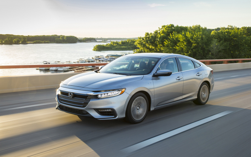 2020 Honda Insight Review, Pricing, And Specs