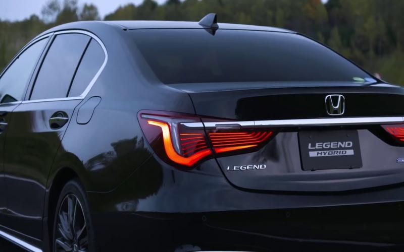 2020 Honda Legend | Modern Midsize Sedan