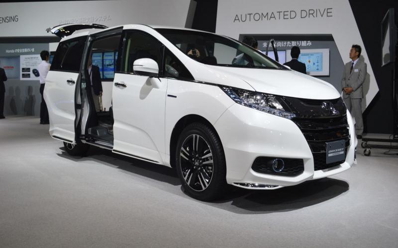 2020 Honda Odyssey Release Date, Configuration, Cargo