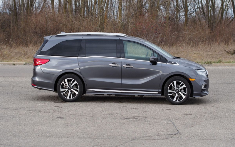 2020 Honda Odyssey Review: Like A Swiss Army Knife On Wheels