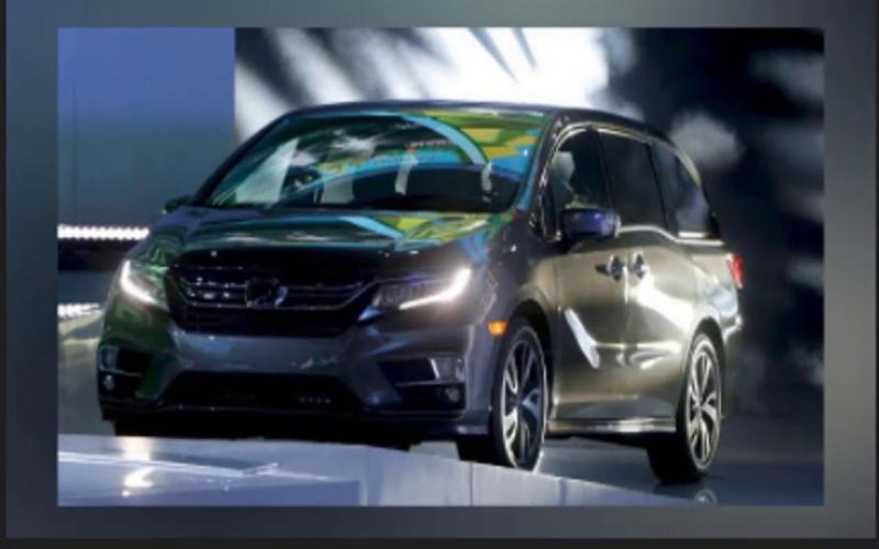 2020 Honda Odyssey Touring Elite   2020 Honda Odyssey Lx