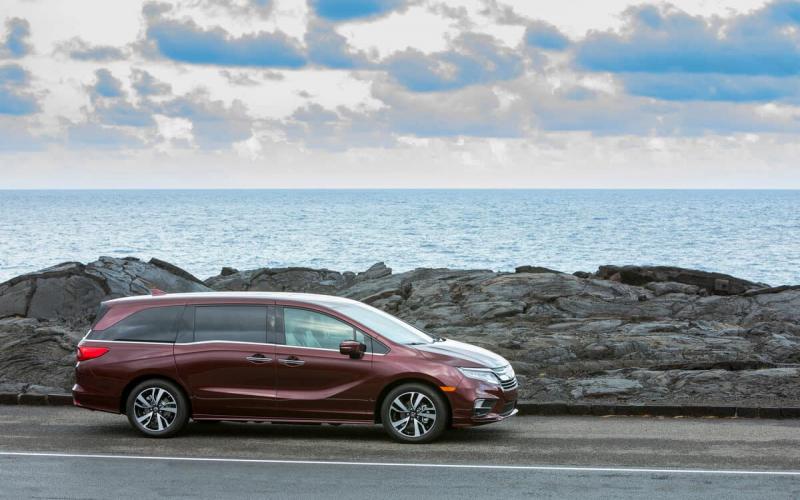 2020 Honda Odyssey Towing Capacity 2020 Honda Odyssey Towing