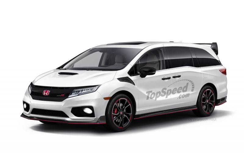 2020 Honda Odyssey Type R | Top Speed