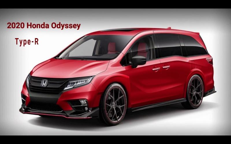 2020 Honda Odyssey Type - R - Youtube