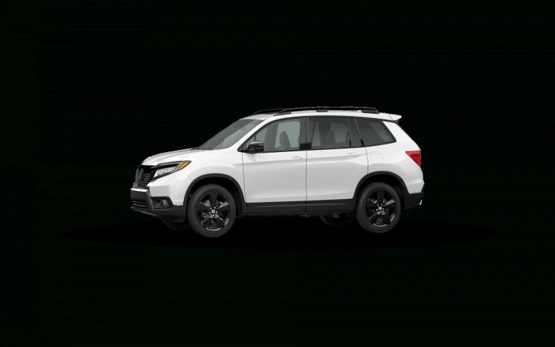 2020 Honda Passport – All-New Rugged Midsize Suv | Honda