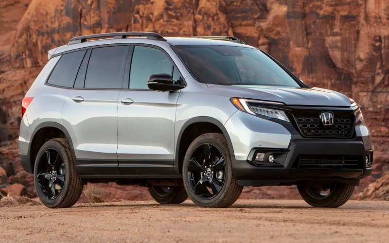 2020 Honda Passport - Interior Exterior And Drive