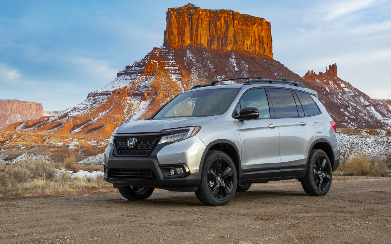 2020 Honda Passport Review | Price, Specs, Features And