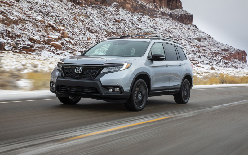 2020 Honda Passport Review, Pricing, And Specs