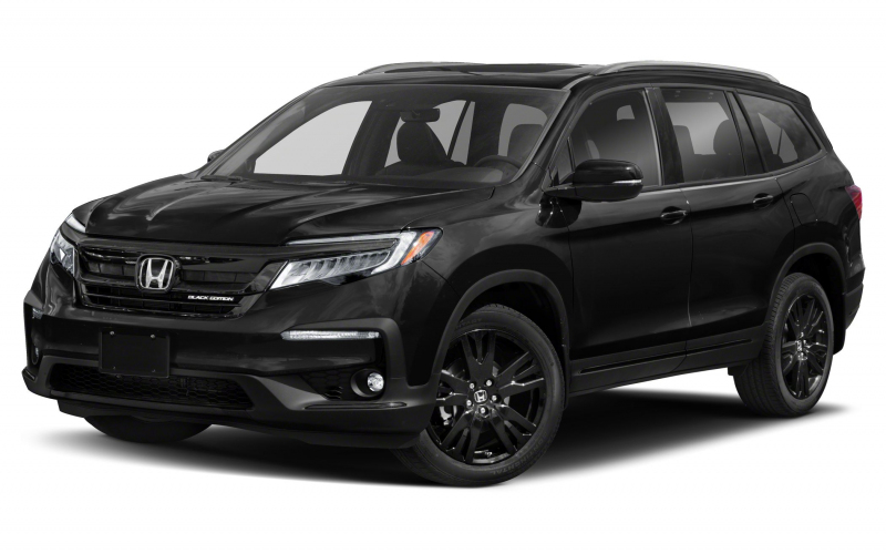 2020 Honda Pilot Black Edition 4Dr All-Wheel Drive Specs And Prices