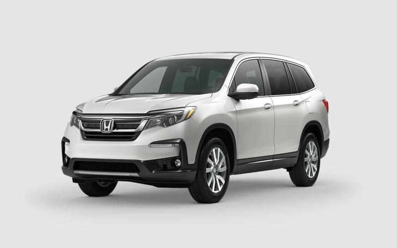 2020-Honda-Pilot-Platinum-White-Pearl_O - Van's Honda