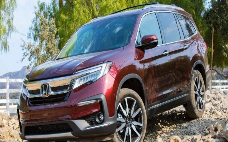2020 Honda Pilot Plug In Hybrid Release Date, Redesign