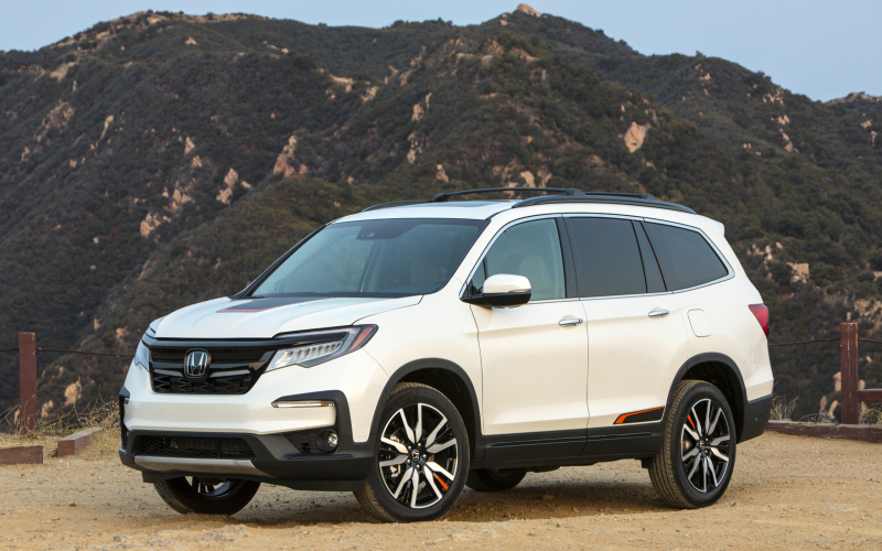 2020 Honda Pilot Review | Price, Fuel Economy, Features And