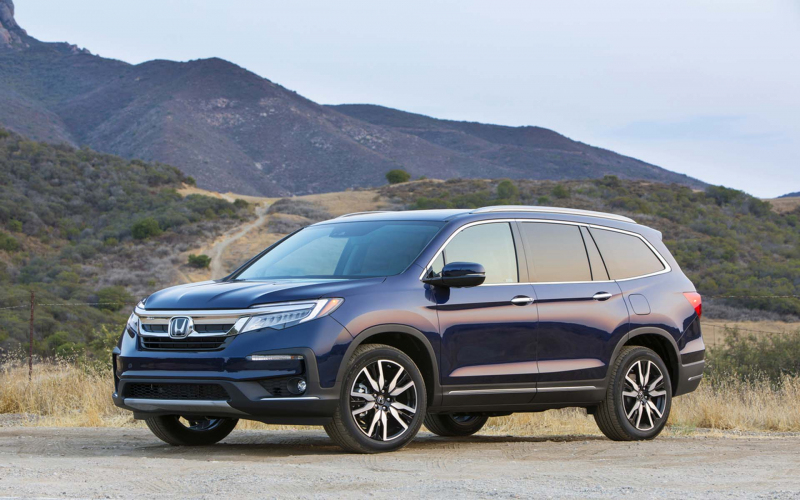 2020 Honda Pilot Review, Ratings, Specs, Prices, And Photos