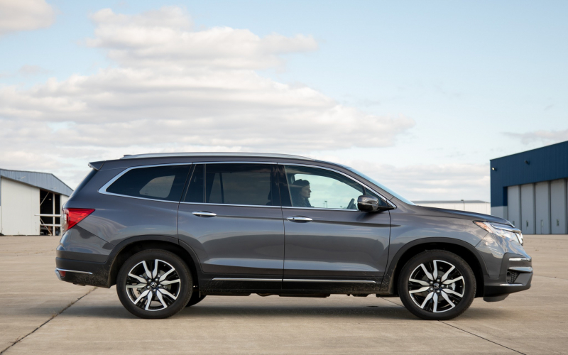 2020 Honda Pilot Review: Showing Its Age | News | Cars