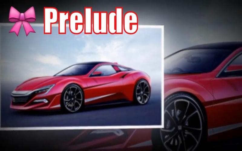 2020 honda prelude changes interior concept engine