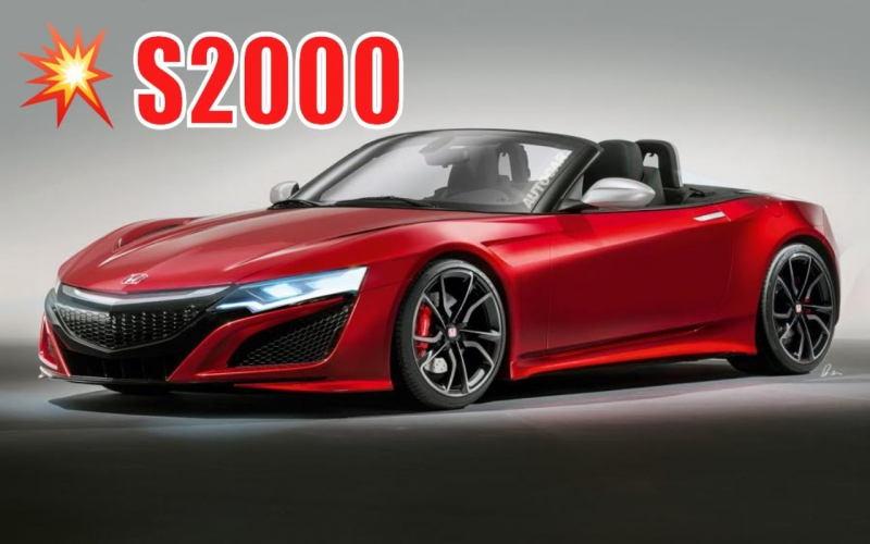 2020 Honda S2000 Release Date | 2020 Honda S2000 Concept | 2020 Honda S2000  Review | Buy New Cars