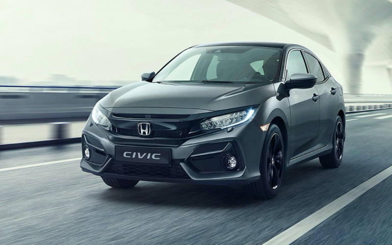 2021 Honda Civic Receive New Grill And Interior Tweaks - %