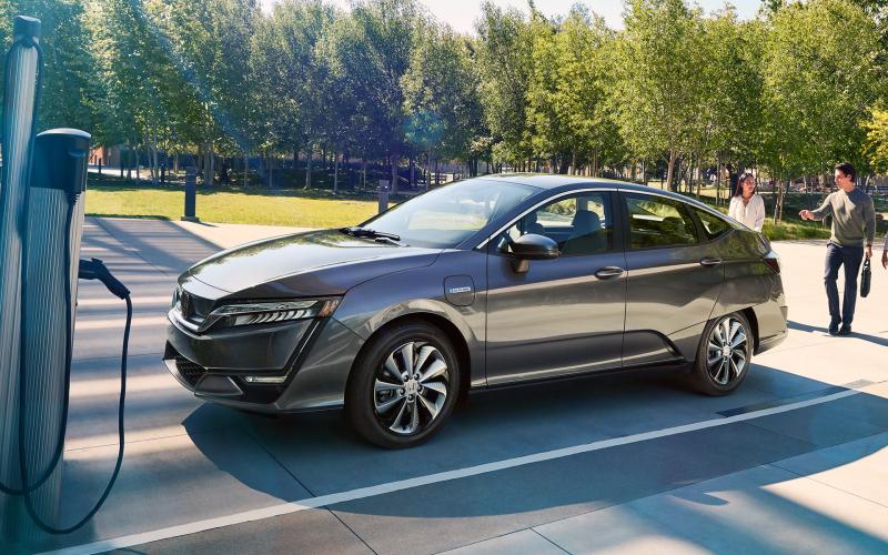 2021 Honda Clarity Changes, Premier Engine, Rumor Release