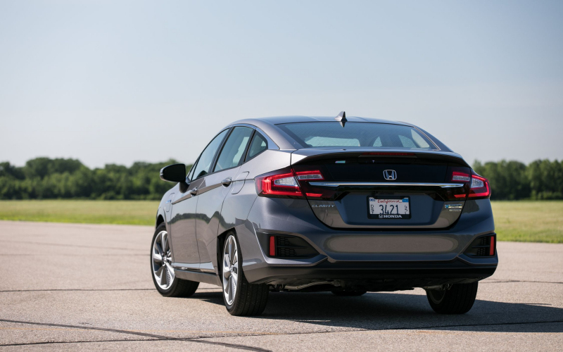 2021 Honda Clarity Touring Price, Safety Feature, Redesign