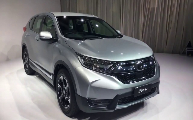 2021 Honda Crv Canada Gas Performance, Electric Interior