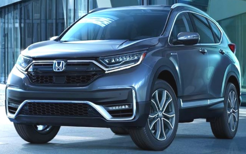 2021 Honda Crv - First Look || Change Design, Features & Specifications ||  Next Generations Crv