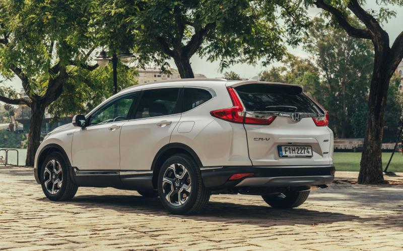 2021 Honda Crv - How Car Specs