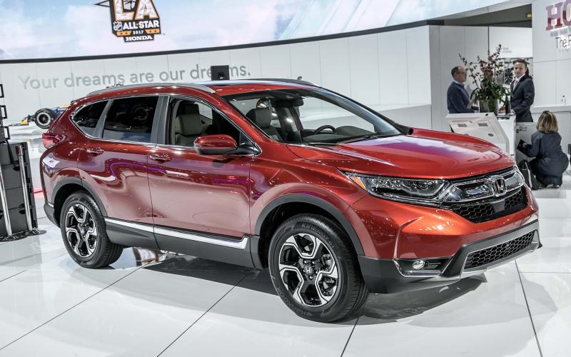 2021 Honda Crv Rumors Gas Mileage, Safety Feature, Price