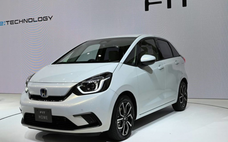 2021 Honda Fit Fourth Generation - Upcoming Cars Reviews