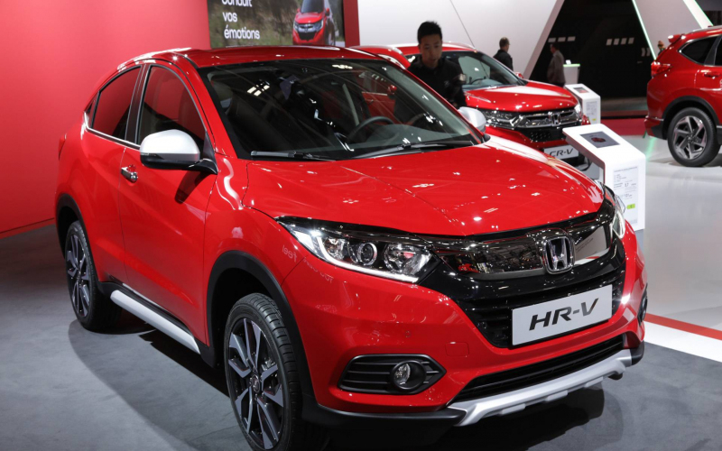 2021 Honda Hr-V Configurations, Configuration, Redesign