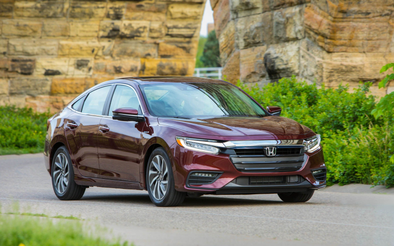 2021 Honda Insight Ex 0-60, Transmission Performance