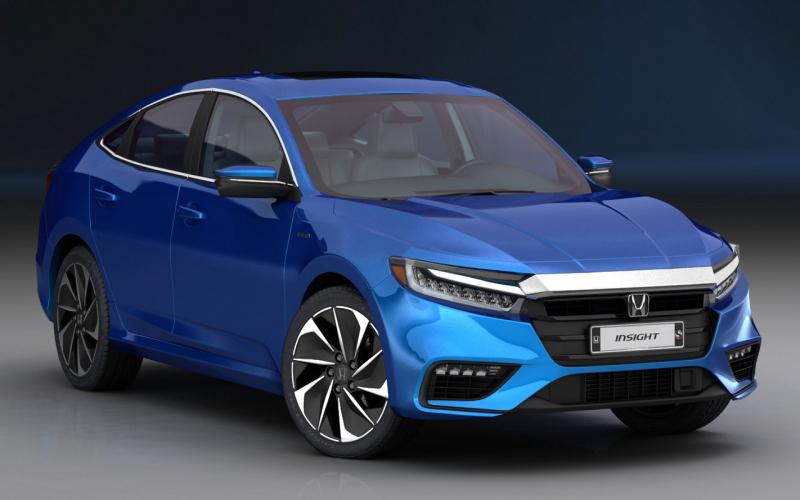 2021 Honda Insight Ex, Redesign, Electric Interior | 2020 Honda