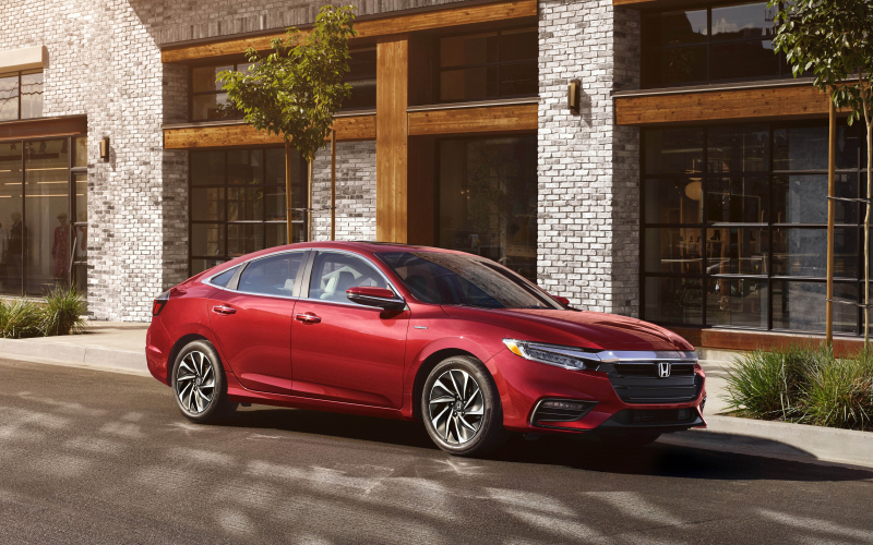 2021 Honda Insight Review, Pricing, And Specs