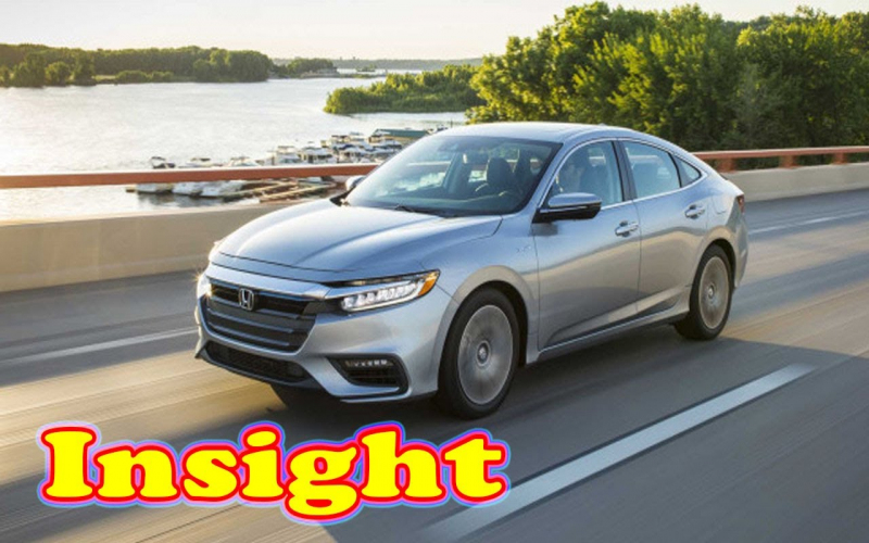 2021 Honda Insight Touring | 2021 Honda Insight Ex | 2021
