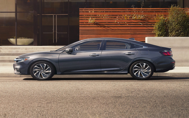 2021 Honda Insight Touring 4Dr Sedan Pictures